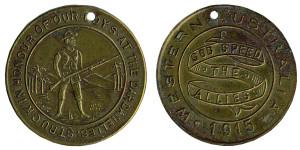 Dardanelles 1915 (Brass)