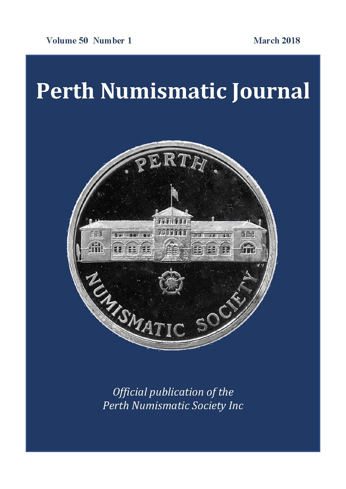 PNS Journal March 2018 Cover
